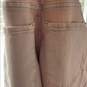 Mossimo high rise jegging crop. 2/26R.